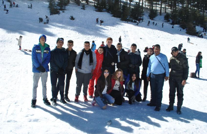 Voyage organisé à Ifrane